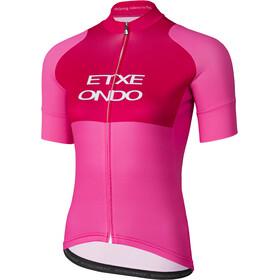 Etxeondo Ona Training Fietsshirt korte mouwen Dames roze